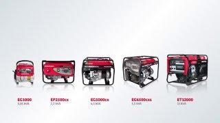 9. Instructivo generadores Honda línea abierta