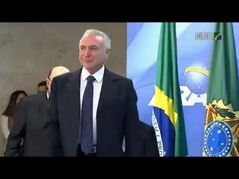 Βραζιλία: Ο εισαγγελέας «καίει» τον πρόεδρο Τέμερ