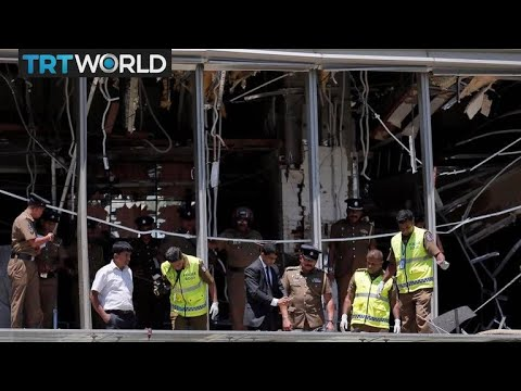 Breaking News: Multiple Blasts At Sri Lankan Churches, Hotels