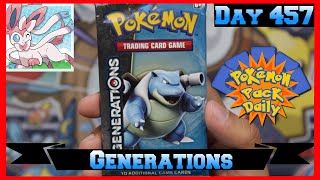Pokemon Pack Daily Generations Booster Opening Day 457 - Featuring Kevsbud by ThePokeCapital