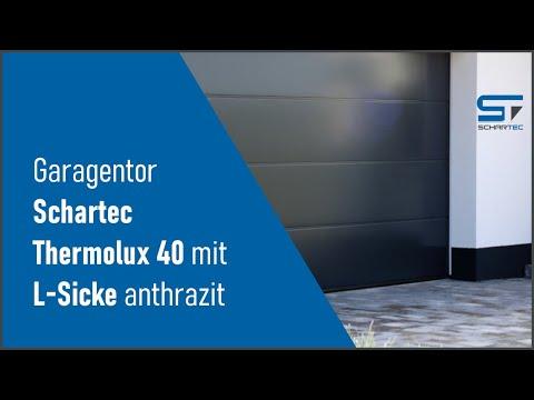 Garagentor Schartec Thermolux 40