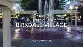 Huntersville (NC) United States  city pictures gallery : Birkdale Village - Huntersville NC
