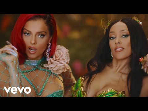Bebe Rexha, Doja Cat, Meghan Trainor, Nicki Minaj - Baby, I'm Jealous [MASHUP]
