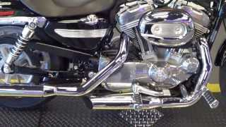 8. 2007 HD SPORTSTER 883 LOW-LOW MILES-UPGRADES-PRISTINE