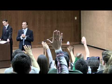Pepperdine School of Law | Rick Caruso Real Estate Development