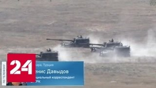 """""""Щит Евфрата"""" прихлопнет не только игиловцев, но и курдов"""