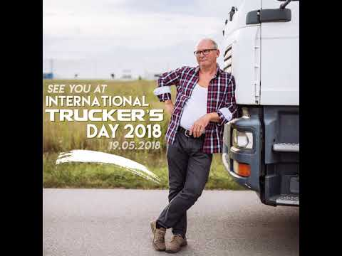 International Trucker's Day 2018 Teaser - Hairdresser