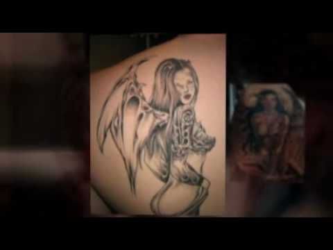 Angel Devil Tattoos