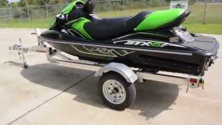 4. $9,699: 2015 Kawasaki STX 15F JetSki Overview and Review
