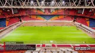 Timelapse Amsterdam Arena 2014