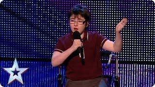 Video Jack Carroll has the Judges in STITCHES! | Britain's Got Talent MP3, 3GP, MP4, WEBM, AVI, FLV Desember 2018