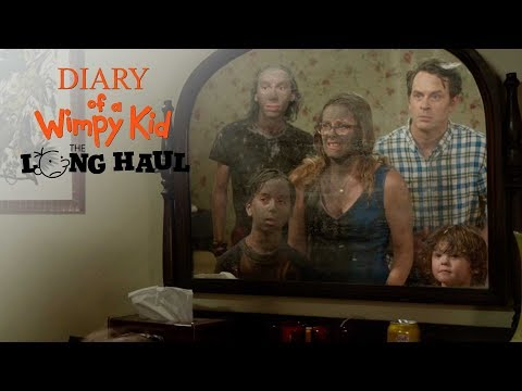 Diary of a Wimpy Kid: The Long Haul | Rules To Surviving A Road Trip | Fox Family Entertainment