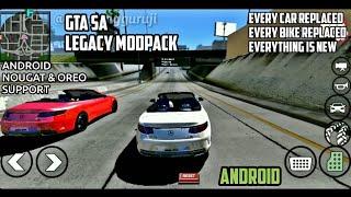 Video GTA INDIA: LEGACY Modpack GTA SA ANDROID | 1080p Cinematic | Android Nougat ,Oreo Support MP3, 3GP, MP4, WEBM, AVI, FLV Juli 2018