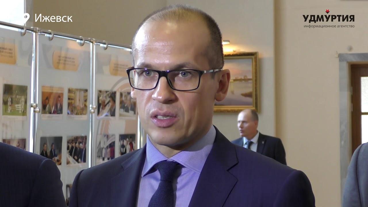Александр Бречалов прокомментировал новую структуру правительства Удмуртии