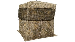 Phantom X Ground Blind   Browning Camping