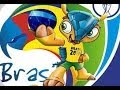 FIFA WORLD CUP 2014 OFFICIAL SONG & CLIPS [HD]