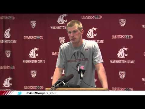 Connor Halliday Interview 9/22/2012 video.
