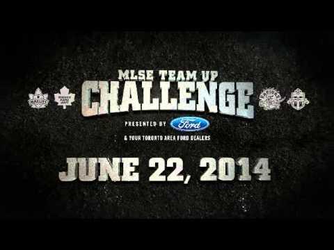 2014 MLSE Team Up Challenge