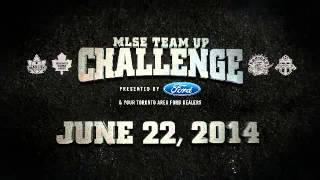 /MLSE Team Up Challenge