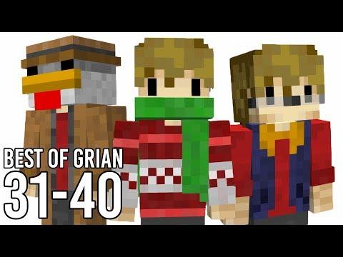Hermitcraft 6: BEST OF GRIAN (Episodes 31-40)