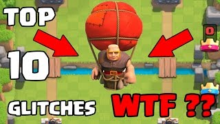 Video Top 10 Glitches in Clash Royale | Updated 2016 MP3, 3GP, MP4, WEBM, AVI, FLV September 2017