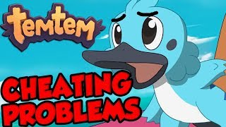 Temtem Is Having MASSIVE PROBLEMS From Cheating! by Verlisify