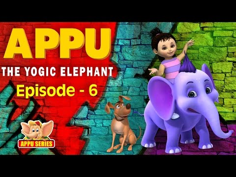 Episode 6: The Great Escape Team (Appu - The Yogic Elephant)