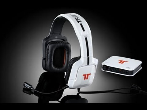 comment regler tritton pro plus
