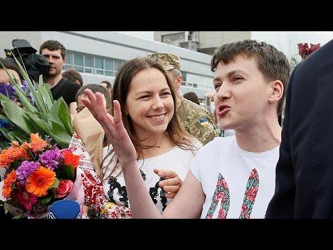 Ουκρανία: Το παρασκήνιο για την απελευθέρωση της Σαβτσένκο