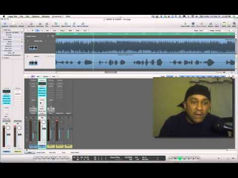 LOGIC PRO 9 – THE HOOD WAY TO MIX A VOCAL