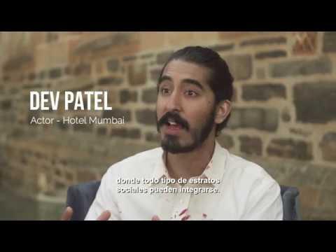 Hotel Mumbai - Entrevistas Muviñus