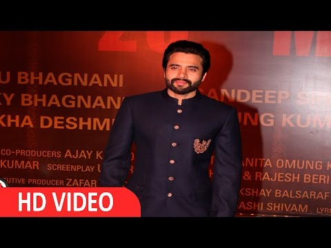 Jackky Bhagnani At Red Carpet Of Grand Screening Of Film Sarabjit