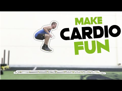 Conventional Cardio Is Lame – How To Make Cardio Fun #LLTV