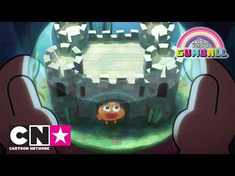 Gumball conoce a Darwin | El asombroso mundo de Gumball | Cartoon Network