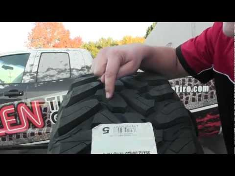 Toyo Tires - Fred Allen talks about the Toyo Open Country MT mud terrain tire for light trucks and SUVs. The Open Country M/T is designed for full-size pickups driven by ...