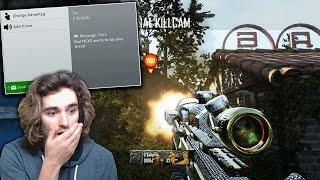 HE HIT THE WINDOW TRICKSHOT ON RED NICKS! (FRIEND REQUEST FOR HITTING SHOTS!)