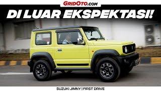 Download Video Nyobain Suzuki Jimny Baru   First Drive   GridOto MP3 3GP MP4