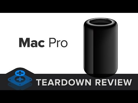 iFixit - Just barely making their December release date, Apple has finally release the all new Mac Pro! So if Santa was exceptionally good to you, leaving you with a ...