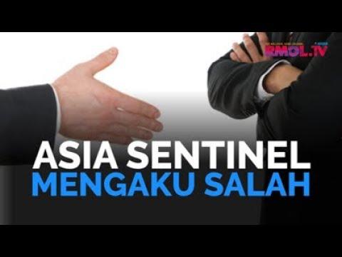 Asia Sentinel Mengaku Salah