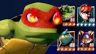 Video Ninja Turtles Legends PVP HD Episode - 261 MP3, 3GP, MP4, WEBM, AVI, FLV Juli 2018