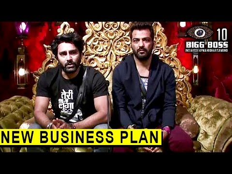 Manu & Manveer New BUSINESS PLAN After BIGG BOSS 1
