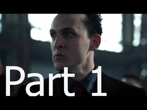 Fight for the helicopter  Oswald kills Tabitha PART 1 Gotham season 5 episode 1