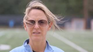 300-win Head Coach Jenny Levey and senior Molly Hendrick talk about what makes this year's team unique and great.