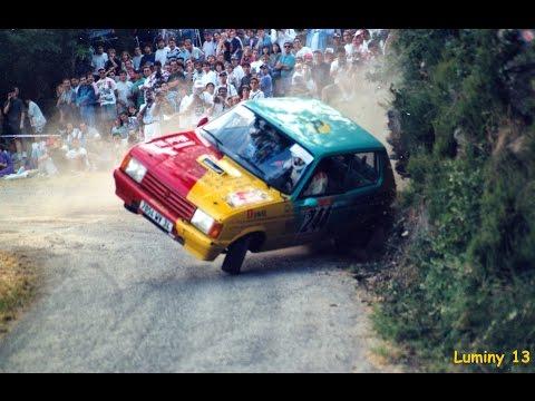 Ronde Cévenole 1995 Crash and Show