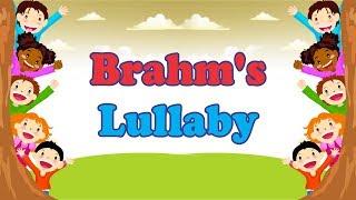 Lagu Anak Bahasa Inggris (Brahm's Lulaby) Best Kid Songs