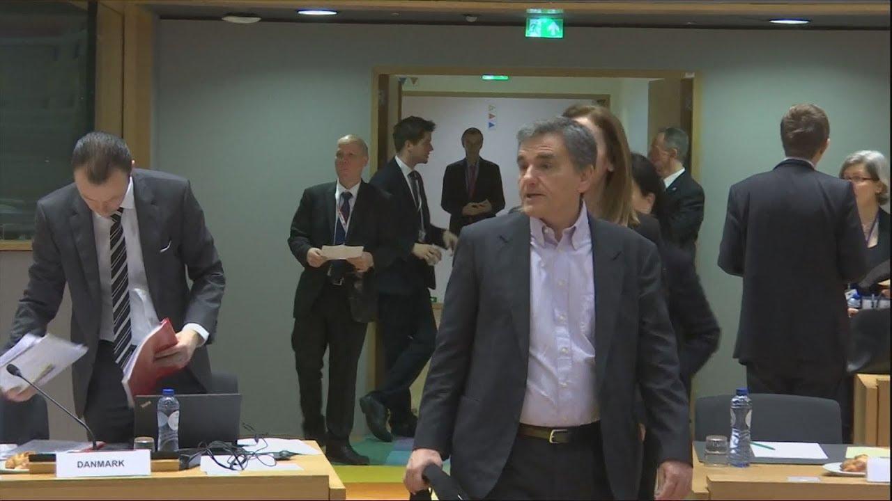 Συνεδρίαση του Συμβουλίου Οικονομικών και Χρηματοοικονομικών Υποθέσεων στις Βρυξέλλες