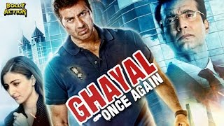 Nonton Ghayal Once Again Full Movie | Hindi Movies 2018 Full Movie | Sunny Deol Movies | Action Movies Film Subtitle Indonesia Streaming Movie Download