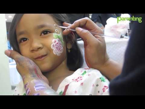 Nail Art & Face Painting PCH 2014
