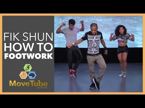 Fik-shun How to dance Fancy Footwork
