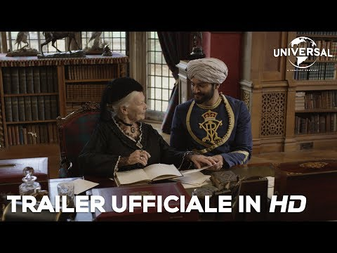 Preview Trailer Victoria e Abdul, trailer italiano ufficiale